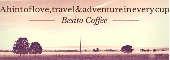 A hint of love, travel and adventure in every cup!