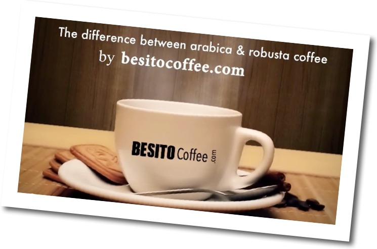 What's the difference between arabica and robusta coffee?